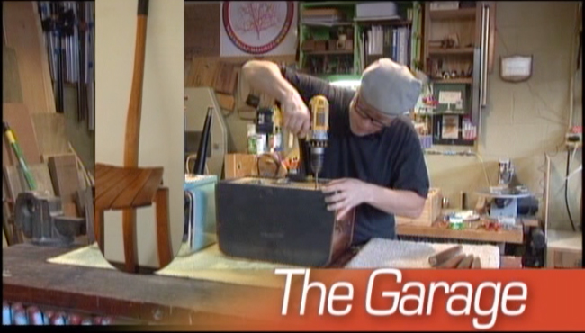 TheGarageLOGO